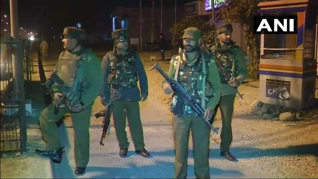 Terrorists Attack Army Camp in Jammu's Sunjwan, Casualties Reported