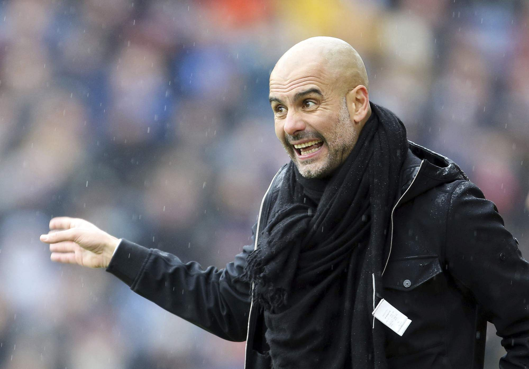 Guardiola: Winning Premier League Title Will Be Special For Man City