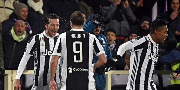 4942f07cc6aa2 Juventus winger Federico Bernardeschi defends goal celebrations ...