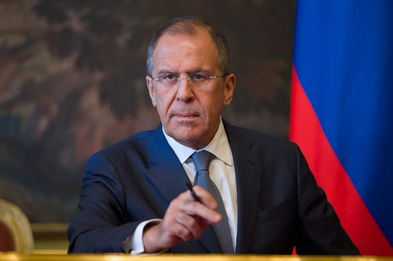 US 'can't beat us fairly', says Russian FM