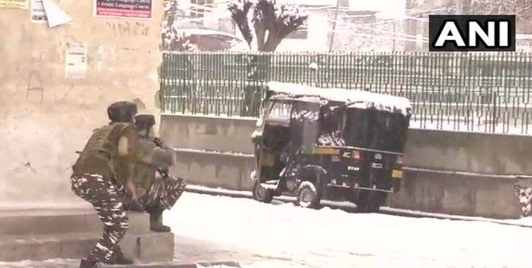 Karan Nagar gunfight: Operation in final stage; IGP