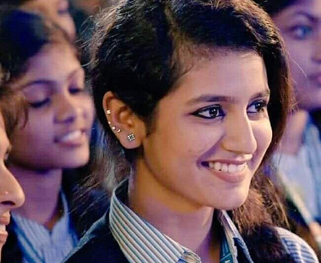 Priya Prakash booked for her expressions in Malayalam song