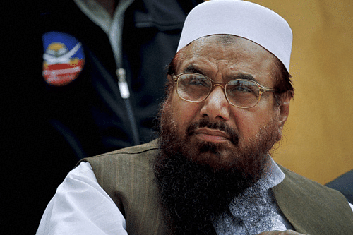 Pakistan declares Hafiz Saeed a terrorist