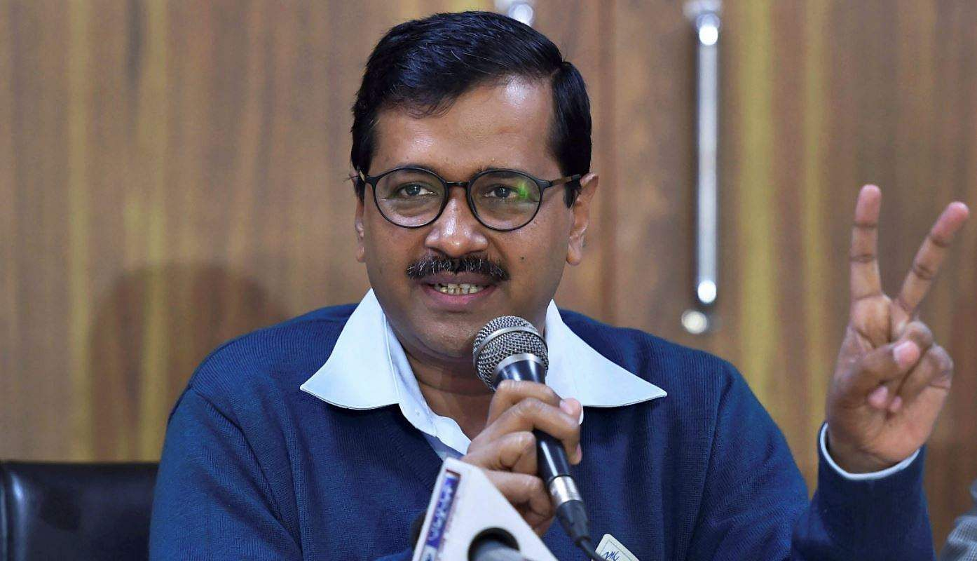 Three years of AAP govt: Kejriwal promises free WiFi, roads, drains