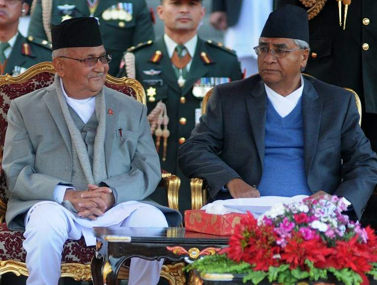 Nepal prime minister resigns, paving way for new government