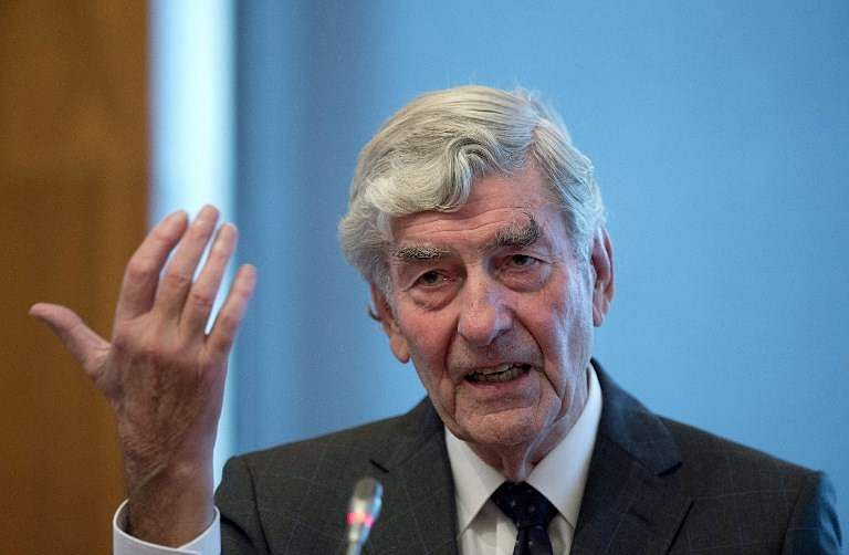 Ruud Lubbers, former Dutch prime minister, dies