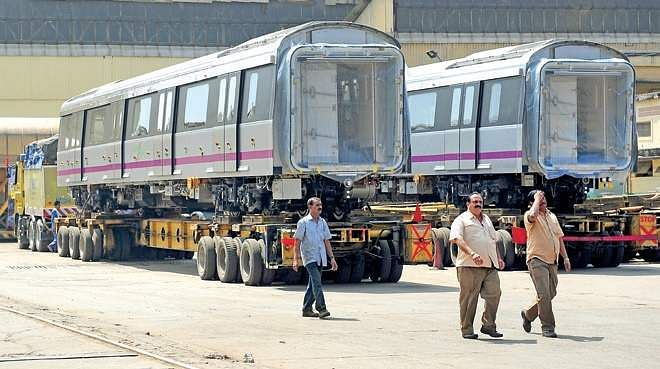 Image result for latest images of Bengaluru: BMRCL Pushes Deadline For Conversion Of Metros To Six-Coach Vehicles To December