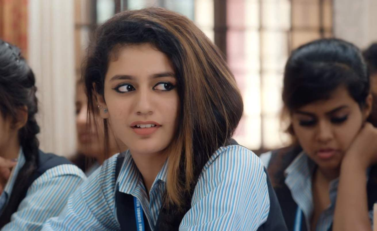 'Oru' wink Priya Prakash Varrier song to stay, director Omar Lulu says