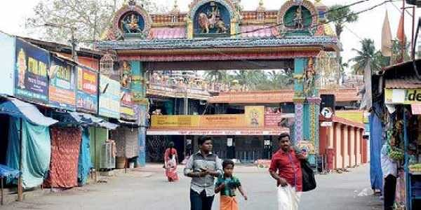 Attukal Devi Temple EPS