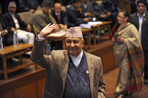 Nepal premier resigns two months after landmark polls