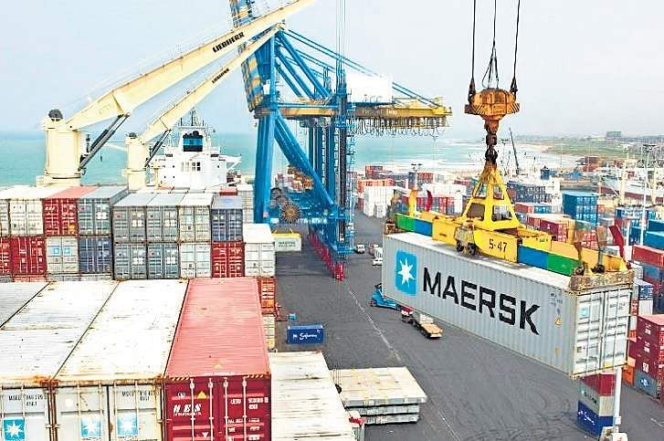 India's January trade deficit widens to highest since May 2013