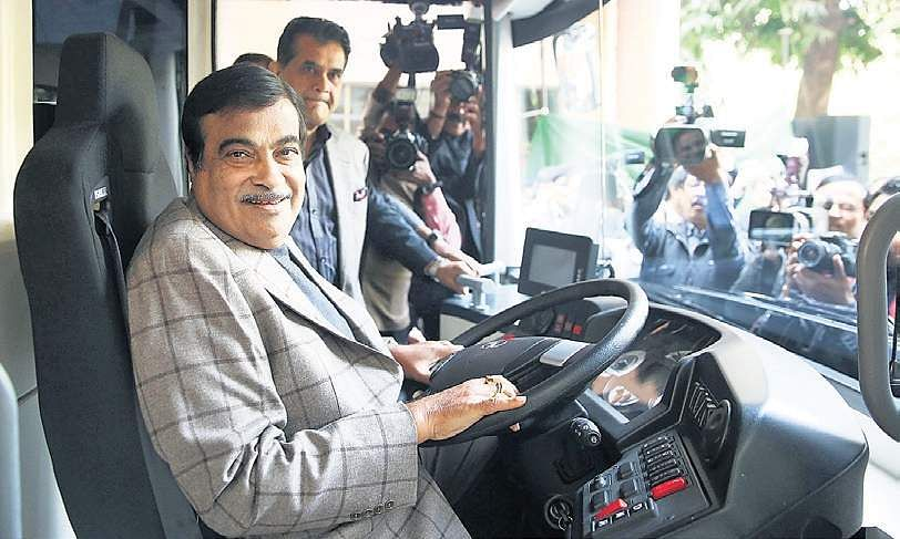 Scrapping policy for old cars nearly final, says Nitin Gadkari