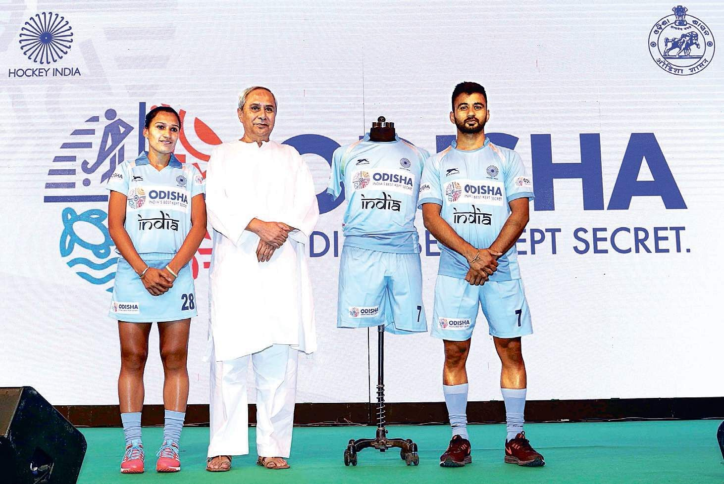 Odisha to support Indian hockey teams for five years