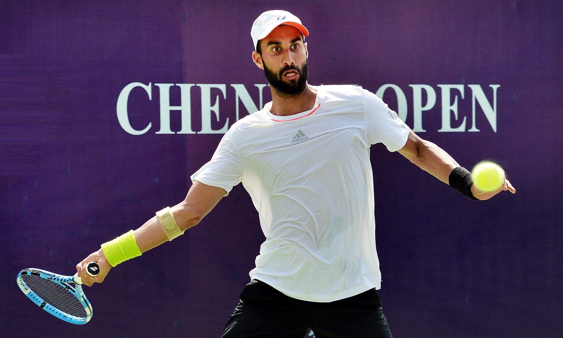 Yuki Bhambri loses to Jordan Thompson in Chennai Open final