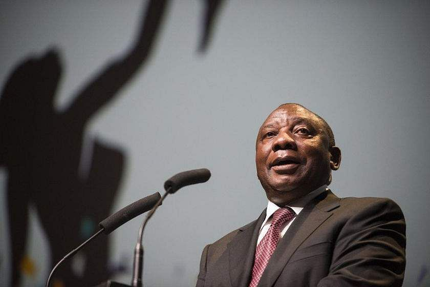 Ramaphosa elected as South Africa's new president