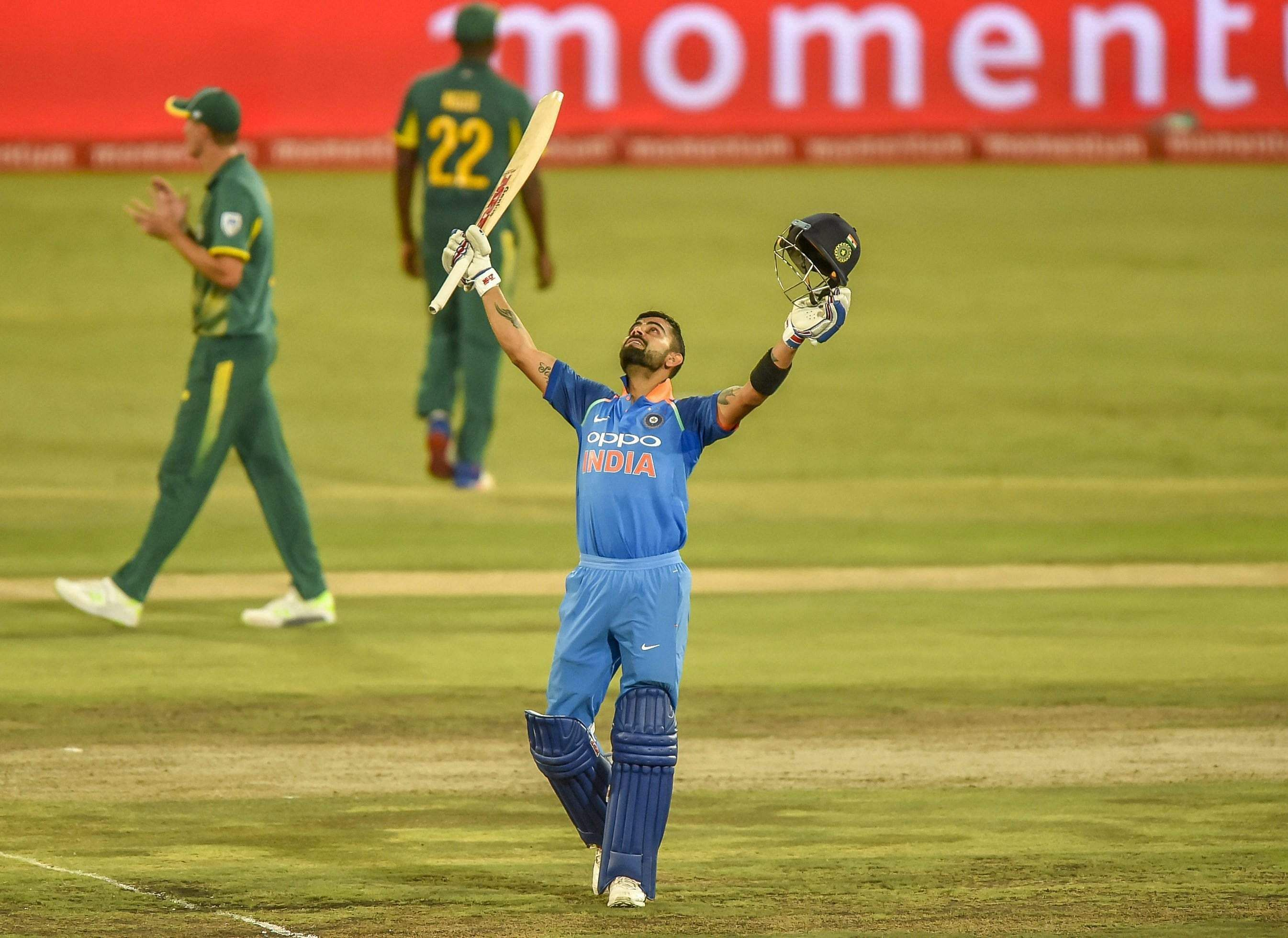 Centurion ODI: India bags Proteas for 204 all out in final ODI