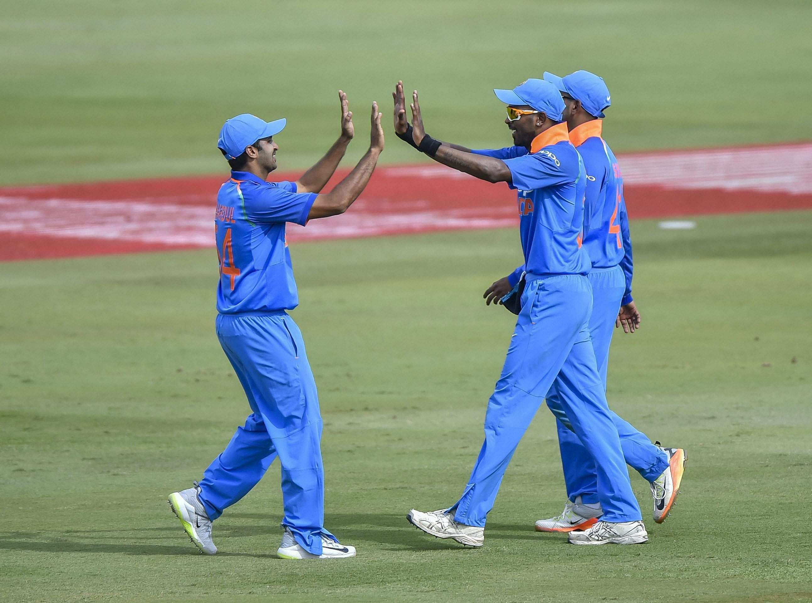 Having kept their date with history by sealing the series in the previous encounter, India made short work of a paltry target of 205 by winning in only 32.1 overs with Kohli scoring an unbeaten 129 off 96 balls. (Photo | AP)