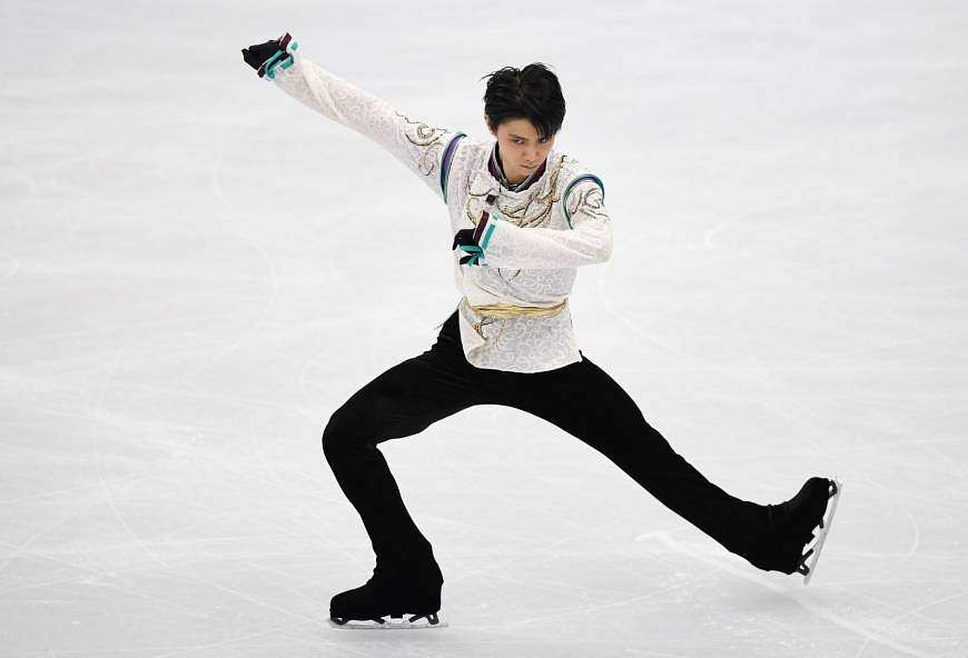 Oh my quad! USA skater Chen makes history with six quads
