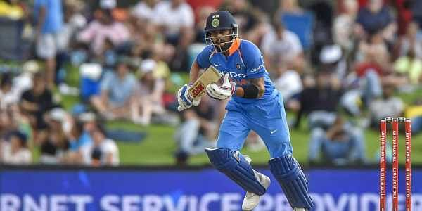 Virat Kohli broke a plethora of records en route his 35th century as India crushed South Africa by eight wickets to win the ODI series by a comprehensive 5-1 margin. (Photo | AP)