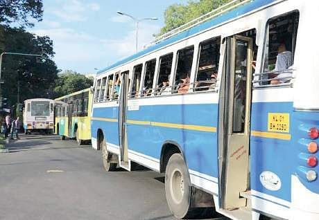 Private bus operators to meet CM today