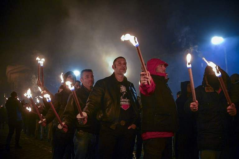 Bulgaria foreign ministry condemns far-right march