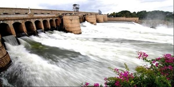 Cauvery water to be distributed to State residents. (File photo | EPS)