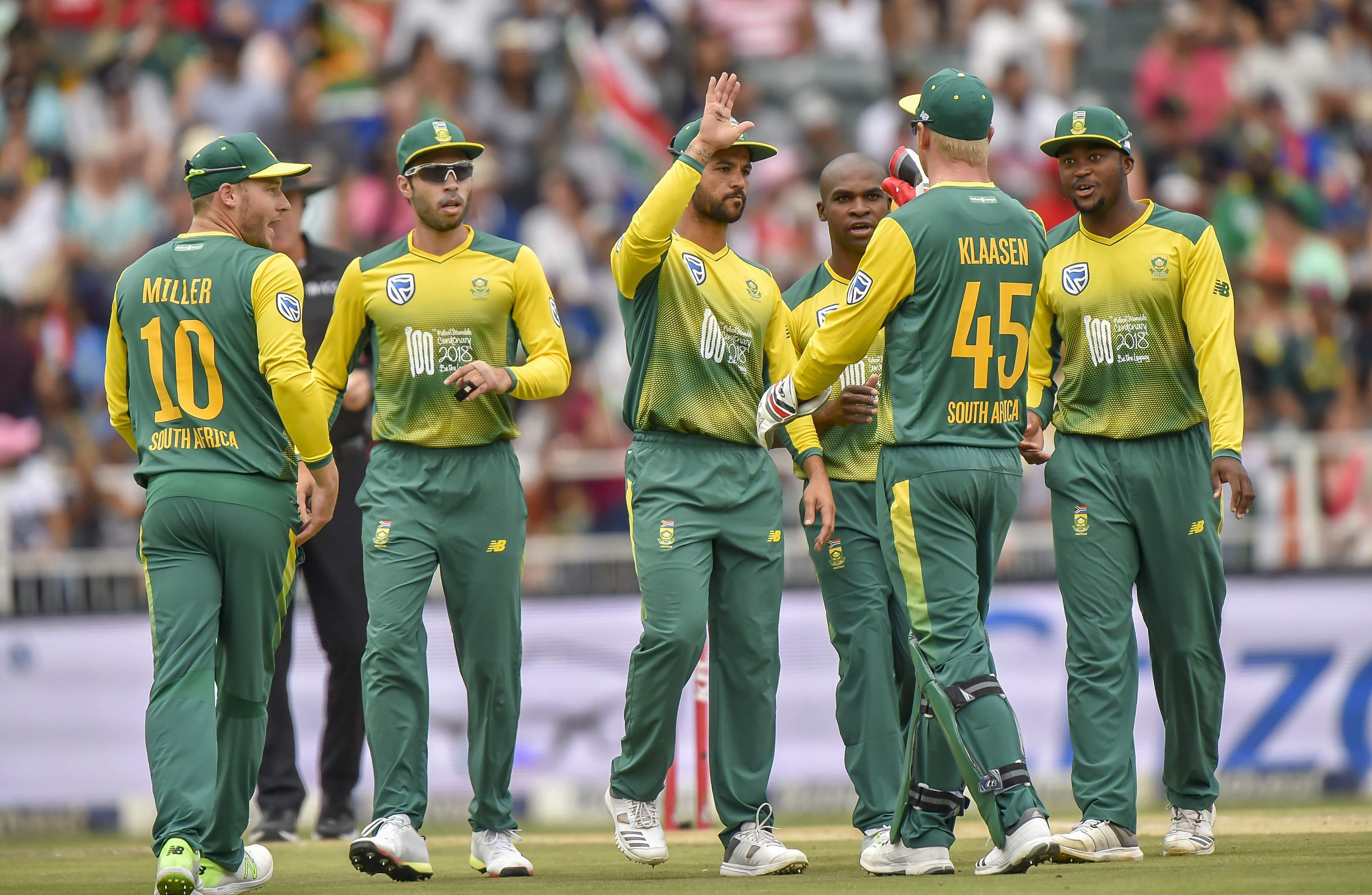India target series-clincher, South Africa look to survive- The ...