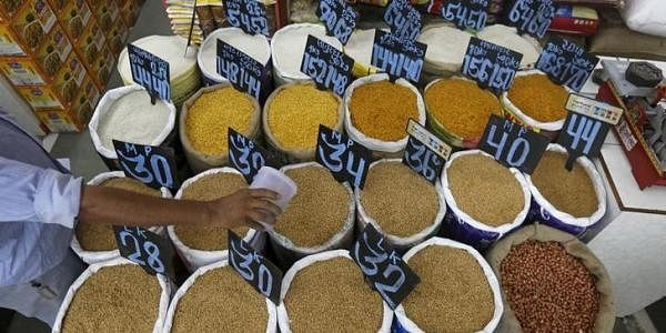 Image result for ration shop in india