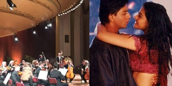 Filmmaker Karan Johar says he felt honoured and excited after listening to a German chamber orchestra playing songs from 'Kuch Kuch Hota Hai', which launched him as a director in 1998.