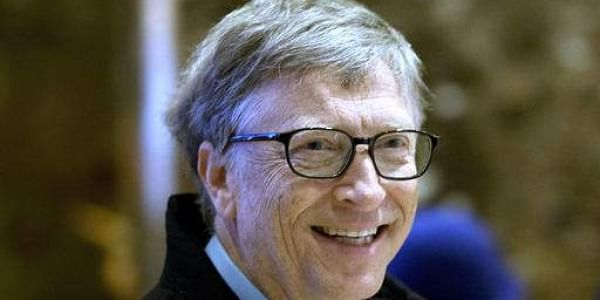 Bill Gates. (File photo | AP)
