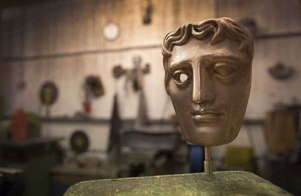 With Hollywood still reeling from the fallout of the Harvey Weinstein scandal, the resulting anti-sexual harassment campaigns were reflected in the mood of the evening at the BAFTA 2018 Awards in London. (IN PIC: A bronze alloy BAFTA mask stands in a foundry in West Drayton, London, ahead of the award ceremony in February.) (Photo | AP)