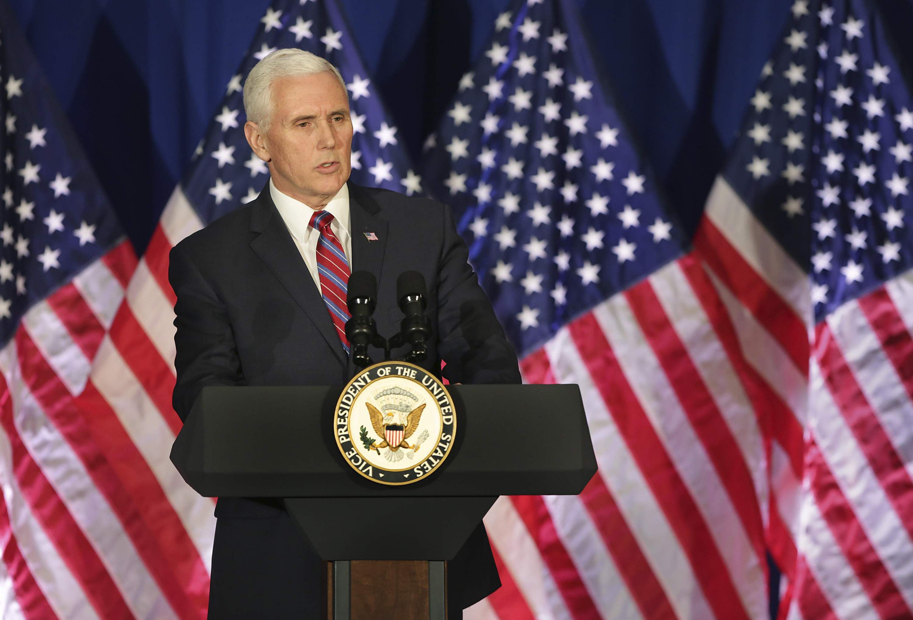 North Korea canceled planned meeting with US Vice President, Mike Pence