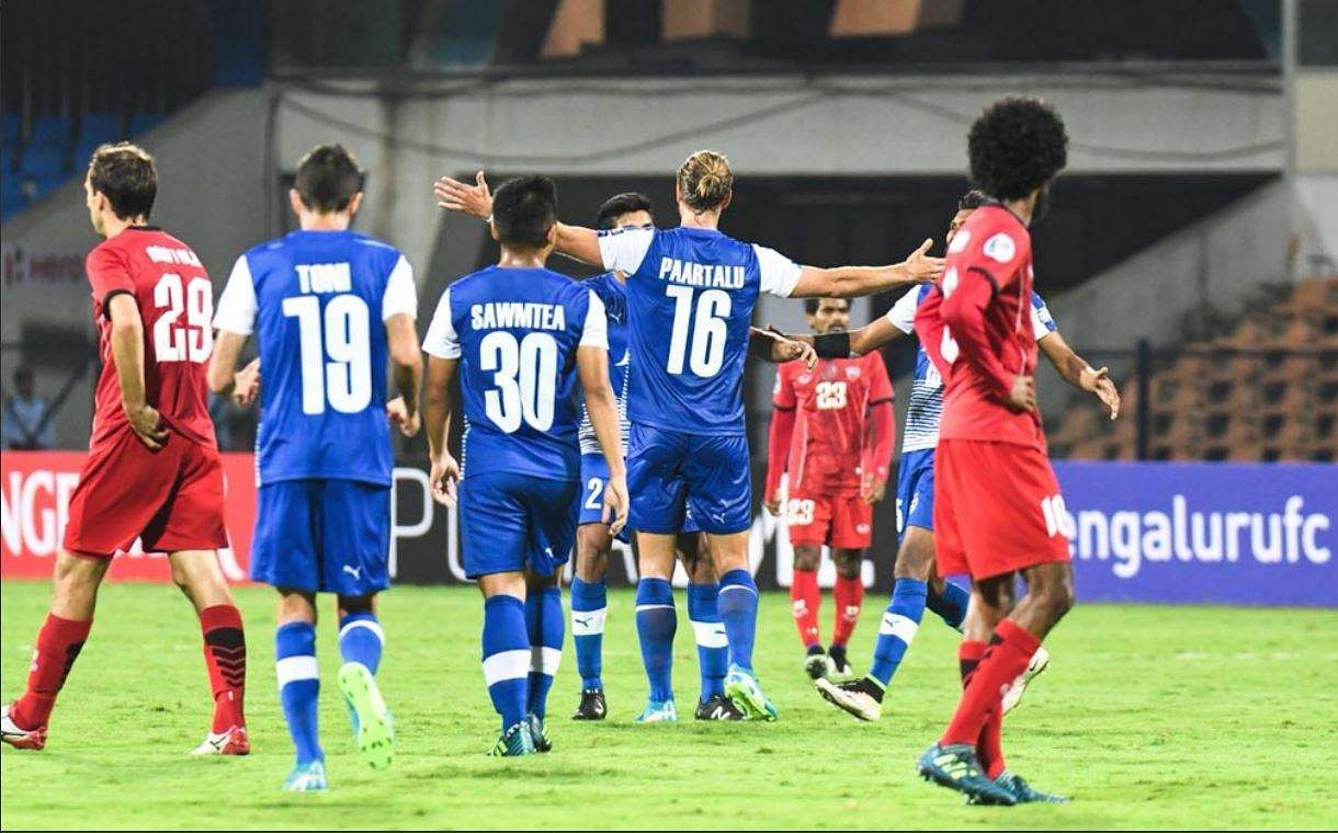 Bengaluru FC storm into AFC Cup group stage, crush TCSC 5-0