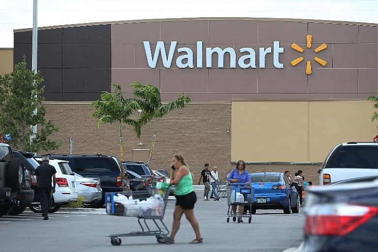 Profit and online sales growth dive over holiday period at Wal-Mart