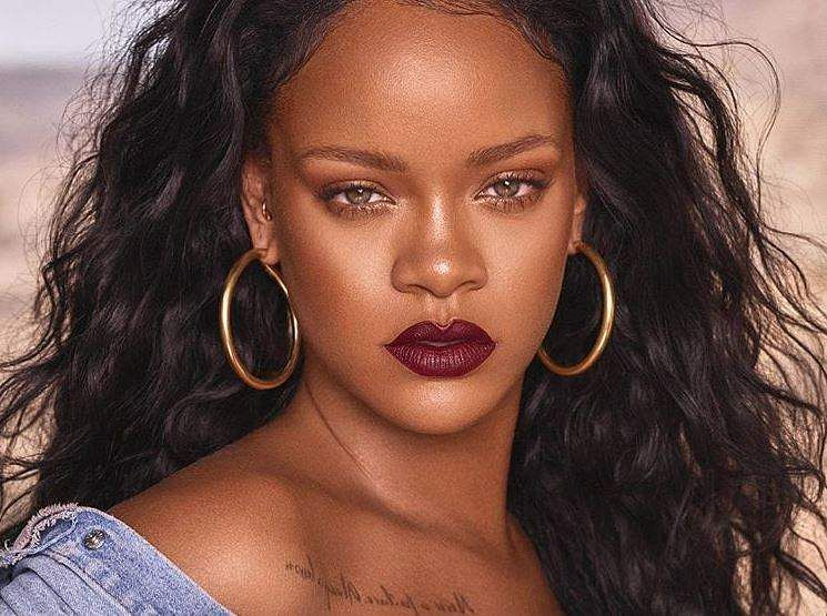 Rihanna Slams Snapchat Over Controversial Ad