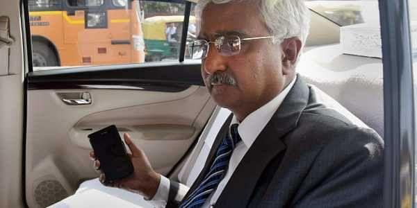 Delhi chief secretary Anshu Prakash - PTI