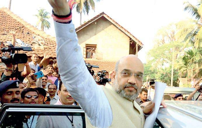 Amit Shah: 'Karnataka wants good governance not goonda governance'