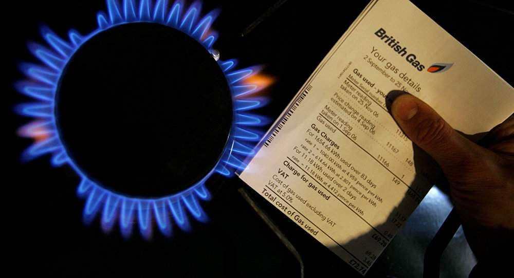 Centrica blames political intervention and loss of customers for profits fall