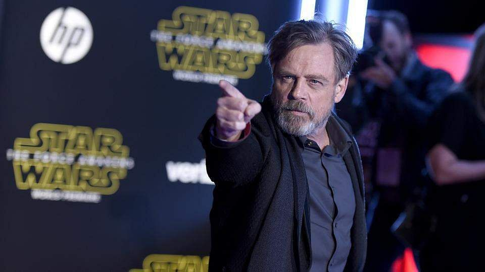 Mark Hamill To Receive Star On Hollywood Walk Of Fame Next Month
