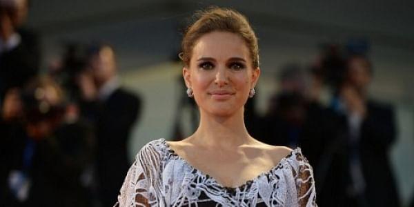 A file image of Natalie Portman