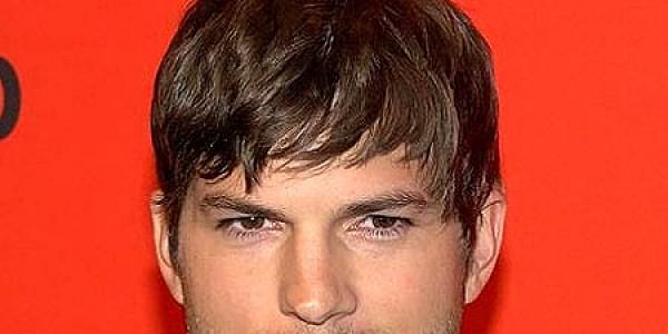 Ashton Kutcher (Pic: Wikimedia Commons).