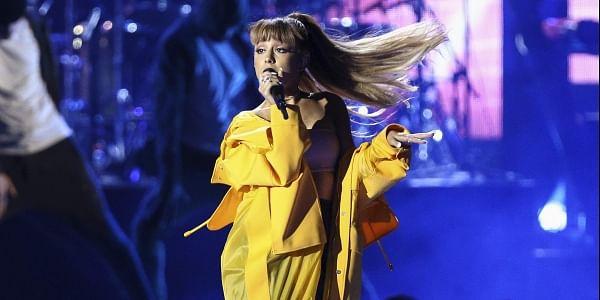 Ariana Grande (File|AP)