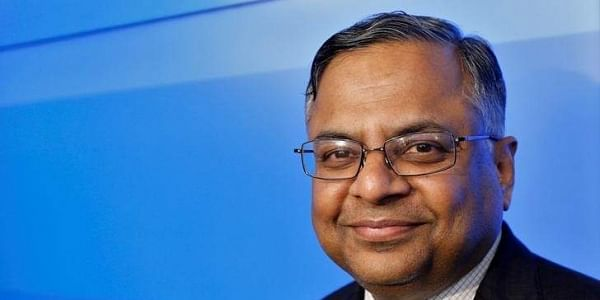 Tata Sons chairman-designate Natarajan Chandrasekaran (File photo | Reuters)
