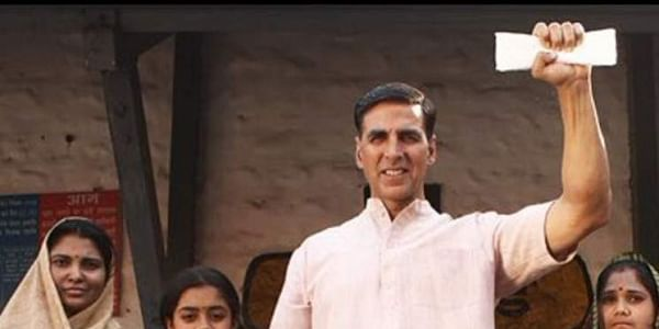 Akshay Kumar in Padman (Twitter/Akshay Kumar)