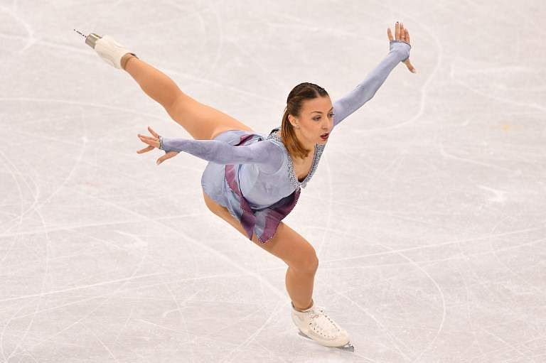 German Figure Skater Raises Eyebrows by Performing to 'Schindler's List' Score
