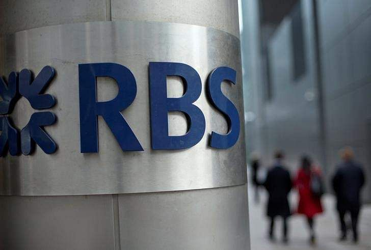 RBS announce first profit in 10 years