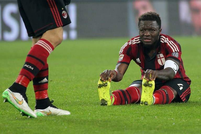 LaLiga: Muntari joins Seedorf at Deportivo La Coruna