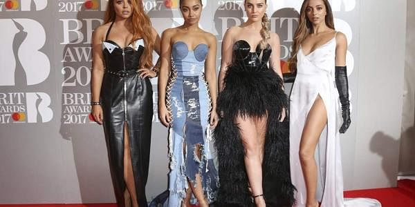 Members of the group Little Mix | AP