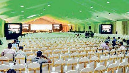 Stage set for Partnership Summit in Vizag