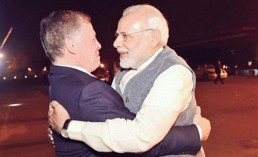 Jordan's King Abdullah To Meet PM Modi Today